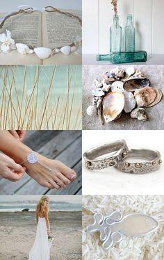 a nice day for a beach wedding etsy treasury --Pinned with TreasuryPin.com