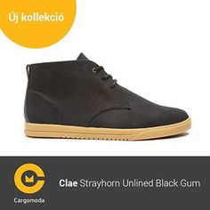 Clae Strayhorn Unlined Black Gum - Megérkezett az új tavaszi-nyári Clae kollekció! www.cargomoda.hu #cargomoda #clae #man #springsummercollection #spring #summer #mik #instahun #ikozosseg #budapest #hungary #divat #fashion #shoes #fashionlover #fashionadd