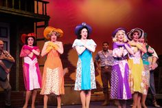 """""""Every bit as funny as it should be"""" Crazy For You review by Broadway World!"""