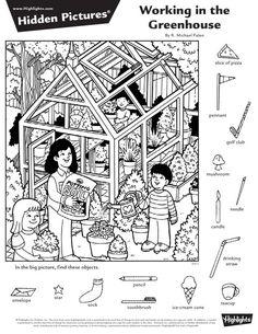 8번째 이미지 Hidden Picture Games, Hidden Picture Puzzles, Hidden Object Puzzles, Hidden Objects, Hidden Images, Hidden Photos, Puzzles For Kids, Craft Activities For Kids, Highlights Hidden Pictures