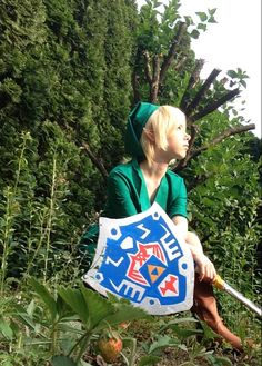 """My Majora's Mask Link costest ^^""""  #cosplay #games"""
