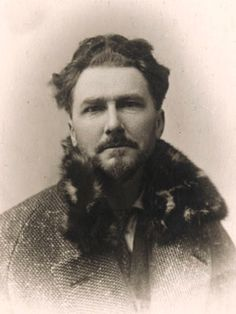 """The Lost Generation in 1920s Paris: Ezra Pound, poet. """"Sarah & Gerald,"""" a novel of Paris in the 1920s, by Christopher Geoffrey McPherson."""