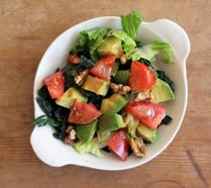 How to make delicious and nutritious miso salad dressing.