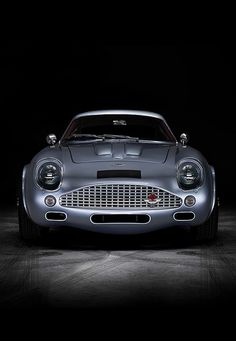 Aston Martin DB4 GT Zagato | #astonmartin #technology