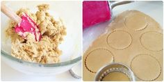 Bake at 350 - Brown sugar and spice roll-out cookie recipe.  Sounds yummy!
