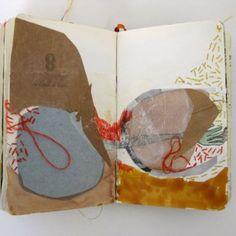 Alison Worman, sketchbook series