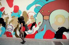 Murals by #Flipon