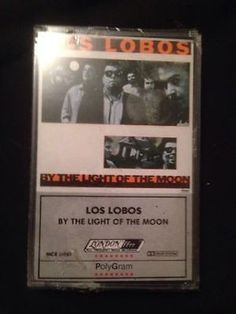 Los Lobos By The Light Of The Moon Cassette Brand New Sealed chicano rock