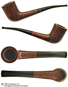 Comoy Blue Riband Zulu (88) (1950-60's) A pretty little Zulu it is.