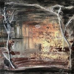 Hjem - Sissel Lunde Painting, Art, Abstract, Art Background, Painting Art, Paintings, Kunst, Drawings, Art Education