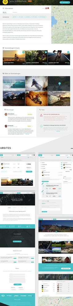 Woosp Website Redesign on Behance