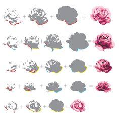 [Reference] Altenew Vintage Roses