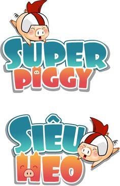 Trendy Ideas For Toys Logo Design Texts Game Font, Toys Logo, Game Logo Design, Cartoon Logo, Character Wallpaper, Great Logos, Typography Logo, Logo Design Inspiration, Games