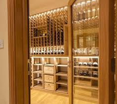 Image result for wine rooms