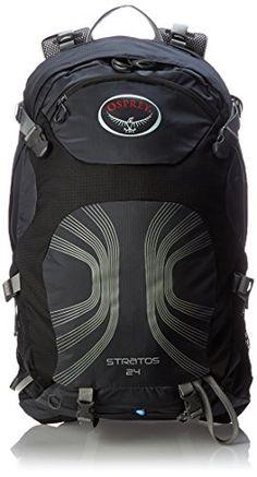 Osprey Packs Stratos 24 Backpack, Anthracite Black, Medium/Large Osprey http://www.amazon.com/dp/B00E0EUYDA/ref=cm_sw_r_pi_dp_bjqzwb0R79W8D