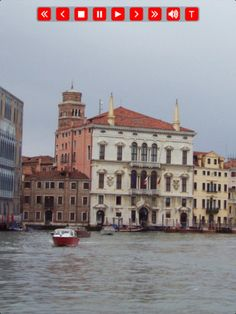 Tour the Grand Canal on your iPad