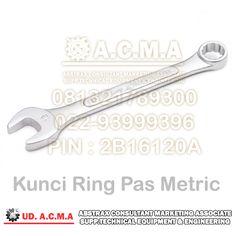 Abstrax Consultant Marketing Associate: Kunci Ring Pas Metric Tekiro