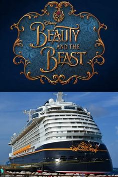 Starting in November of you'll be able to see the NEW Beauty and the Beast Show on the Disney Dream. This show is in addition to The Golden Mickeys and Disney's Believe. Disney Dream Cruise, Best Cruise, Cruise Tips, Cruise Travel, Disney Land And Sea, Disney Beast, Beauty And The Beast, Beauty Beast, Disney World Tips And Tricks