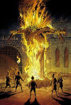 thecollectibles: Bloodborne comics by Piotr. - The Department of Psychic War Veteran Affairs Dark Fantasy Art, Dark Art, Arte Horror, Horror Art, Arte Dark Souls, Desenhos Halloween, Art Visionnaire, Old Blood, Dark Blood