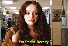 Bates Motel ~ Emma Decody ~ Olivia Cooke Emma Decody, Bates Motel Season 4, Movies And Tv Shows, Tv Series, Actresses, Quotes, People, Ebay, Female Actresses