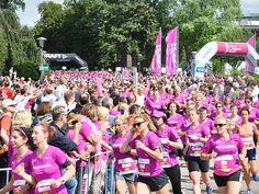 Startschuss beim Kölner Women`s Run 2014!