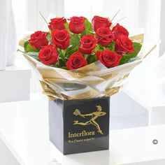 Show your valentine's you love them with gorgeous roses from Oops-a-Daisy Florist Bridlington
