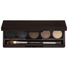 smoky suede eye colour palette / laura mercier