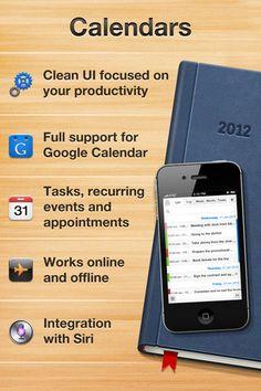 Calendars - Google Calendar client iPhone and iPad app by Readdle. Genre: Productivity application. Price: $6.99. http://click.linksynergy.com/fs-bin/stat?id=gtf1QuAg8bk=146261=3=0=1826_PARM1=http%3A%2F%2Fitunes.apple.com%2Fapp%2Fcalendars-google-calendar%2Fid371434886%3Fuo%3D5%26partnerId%3D30