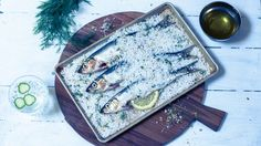 Sardines Dublin, Food Photography, Dishes, Plate, Tablewares, Tableware, Cutlery, Kitchen Utensils