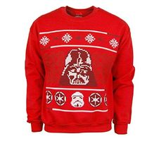 The Star Wars Darth Vader Christmas Ugly Sweater