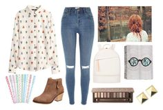 """Back to School: Friday"" by mrsalythiamalik on Polyvore"