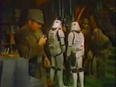 Behold: The Entire Star Wars Holiday Special. you are not a true Star Wars fan till you've seen this! Awesome Movies, Good Movies, Star Wars Holiday Special, Fun Stuff, Geek Stuff, Geek Things, Classic Image, Nerd Love, Geek Girls