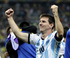 World Cup final is Lionel Messi's moment http://worldcup.usatoday.com/2014/07/09/lionel-messi-argentina-germany-world-cup-final/