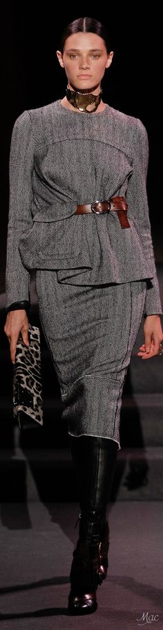 Fall 2016 Ready-to-Wear Tom Ford See-Now-Buy-Now | Spring 2017 NYFW