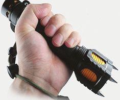 Tactical Self Defense Flashlight