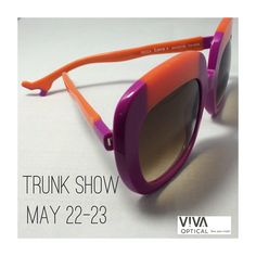 This coming weekend we are having our trunk show. Featuring some brand new arrivals such as @faceaface_paris and @wooweyewear  We are excited to have you pop by!  #seeyourstyle #yqr #seeyqr #whyqr #vivaoptical #eyewear #eyeglasses #fashion #sask #saskatchewan #sk #shoplocal #yqrfashion #eyeboutique #eyewearfashion #eyewearstore #eyewears #eyewearshop #eyeweardesign #eyewearlover #eyewearboutique #glasses #glassesswag #glasseslife #glassesfordays #regina #yqreyewear  #PhotoOfTheDay #instagood…