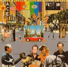 Gettin' In Over My Head by Sir Peter Blake