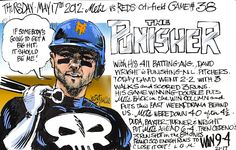 My Mets Journal: Wrighter Of Wrongs! The Punisher!