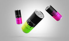 Hydro Energy Drink (Concept) on Packaging of the World - Creative Package Design Gallery