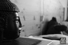Boeddha is watching