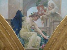 Vojtěch Adalbert Hynais (also Albert; 14 January 1854, Vienna – 22 August 1925, Prague)  Czech painter