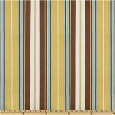 Premier Prints Terrace Stripe Chocolate/Natural, step two for the new family room.................
