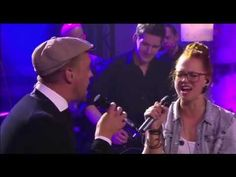 Stefanie Heinzmann & Max Mutzke - Me and Mrs. Jones 2015
