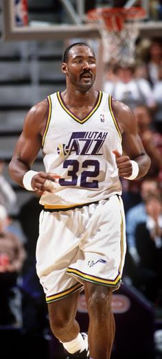 20 years ago: Karl Malone's 51? Gotta be the shoes | Deseret News