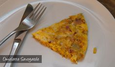 The Delia Project (#33) from Eine Kugel Vanilla: Omelette Savoyarde