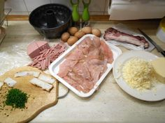 Dedovečka (fotorecept) - recept | Varecha.sk Ale, Steak, Pork, Kale Stir Fry, Beer, Ale Beer, Ales, Steaks, Beef