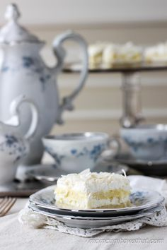 Coconut Cream Layered Dream | Mom, Can I Have That?