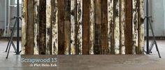 Papel de pared pintado ecológico Scrapwood 13 Wallpaper Non Woven de la colección de Piet Hein Eek - NLXL. Wood on the walls. #PietHeinEek #papeldepared #wallpaper #nlxl #scrapwood #papelpared #papelpintado