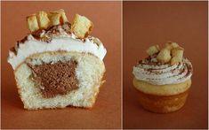 Tirimisu cupcakes      *** Looks good enough to eat! ***