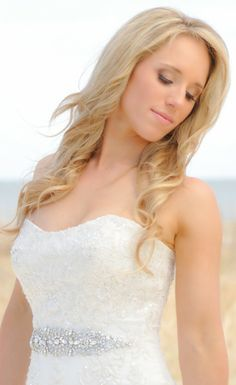 This Bride is So Beautiful! Bridal Makeup. #BSBMakeup. #BSBBride. Wedding.